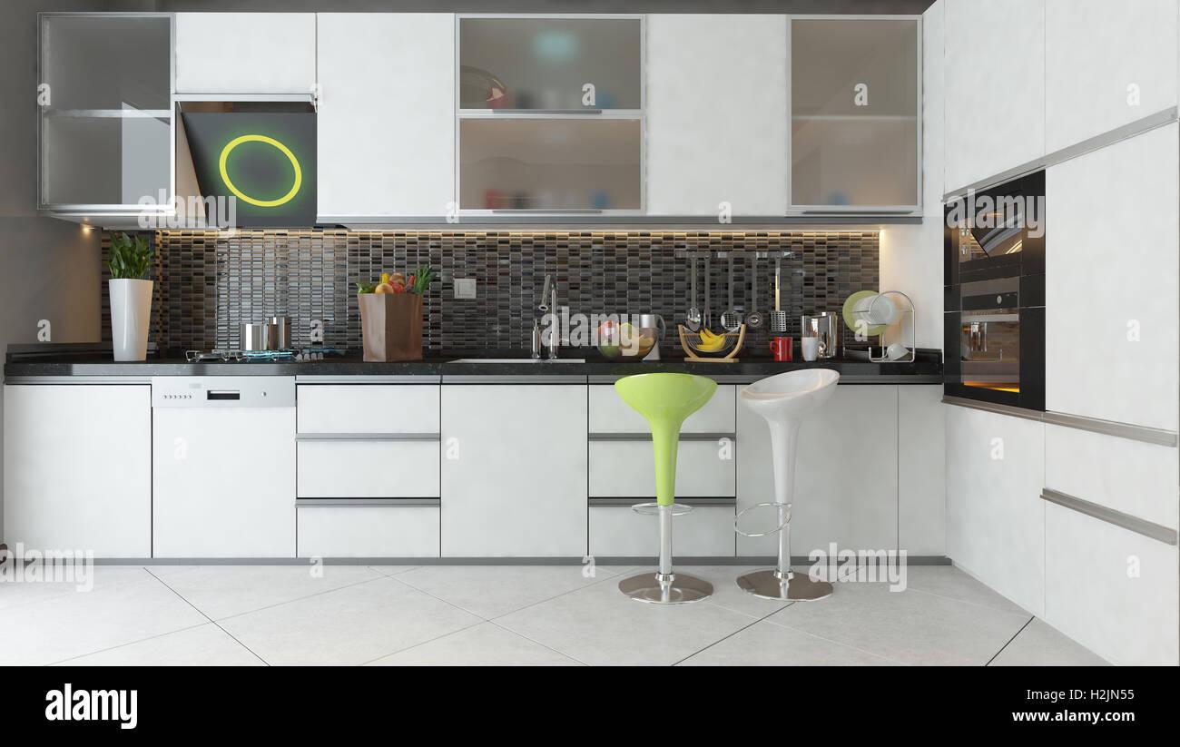 Mobili Cucina 3d Dwg   Tavolo Cucina 3d Dwg