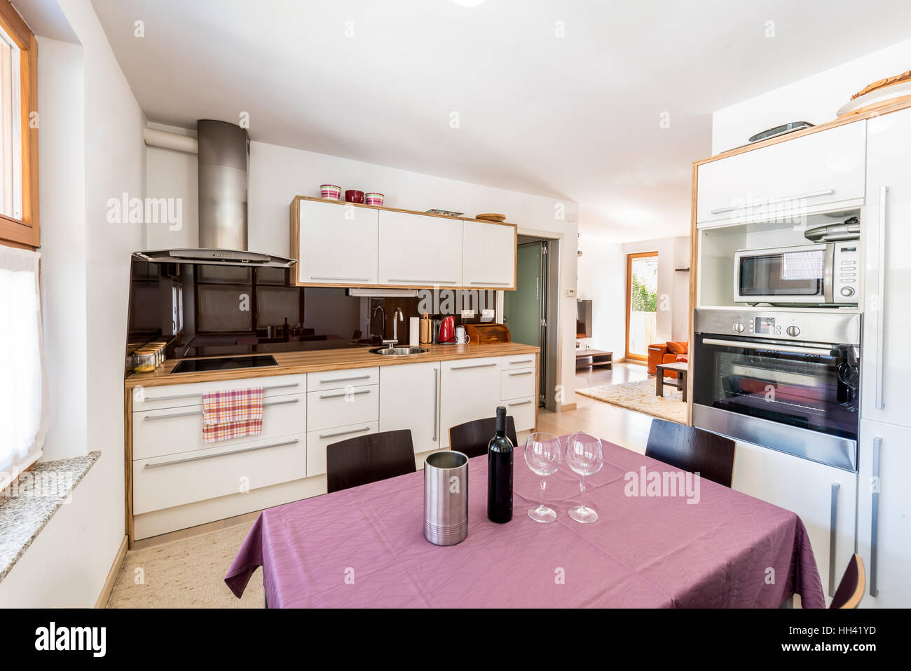 Arredare Sala Da Pranzo Moderna : Soggiorno pranzo arredamento bella grancasa mobili casa di design