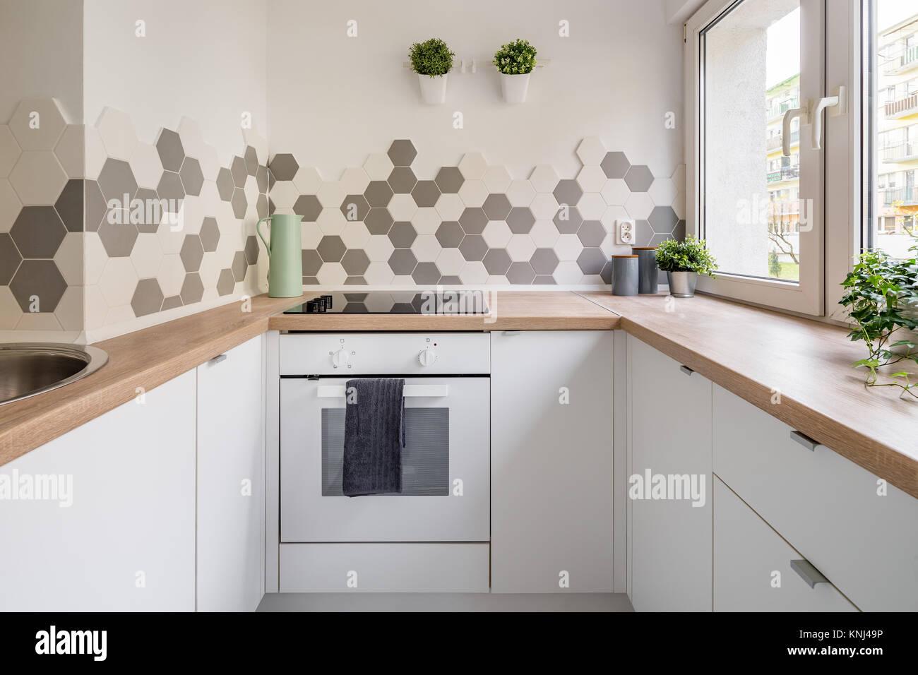 Piastrelle cucina e legno piastrelle cucina bianche best