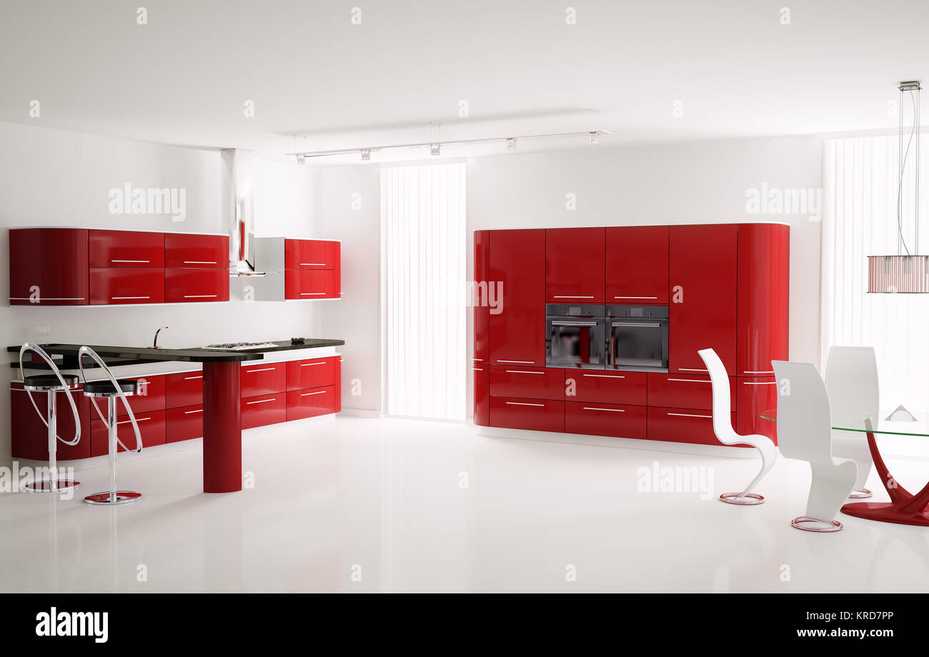 Cucina rossi miscelatori idelco