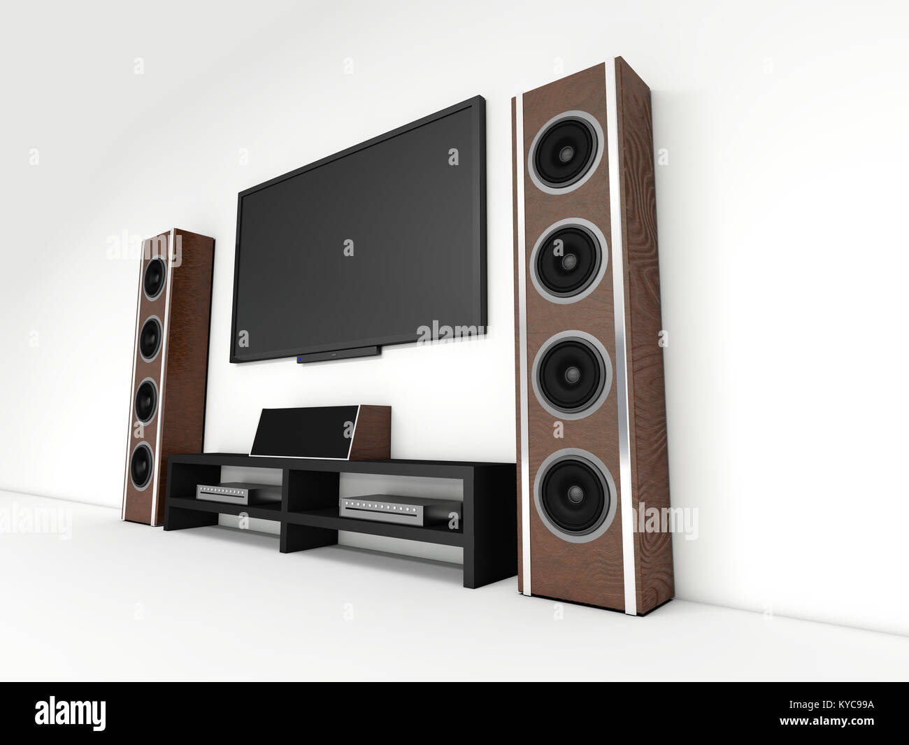 Tappeto Home Theatre Home Theater Immagini Home Theater Fotos Stock Alamy