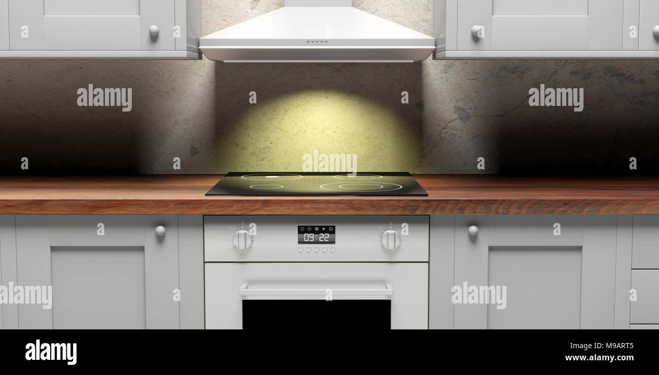 Awesome Cucine Con Cappa A Vista Pictures - Home Design - joygree.info