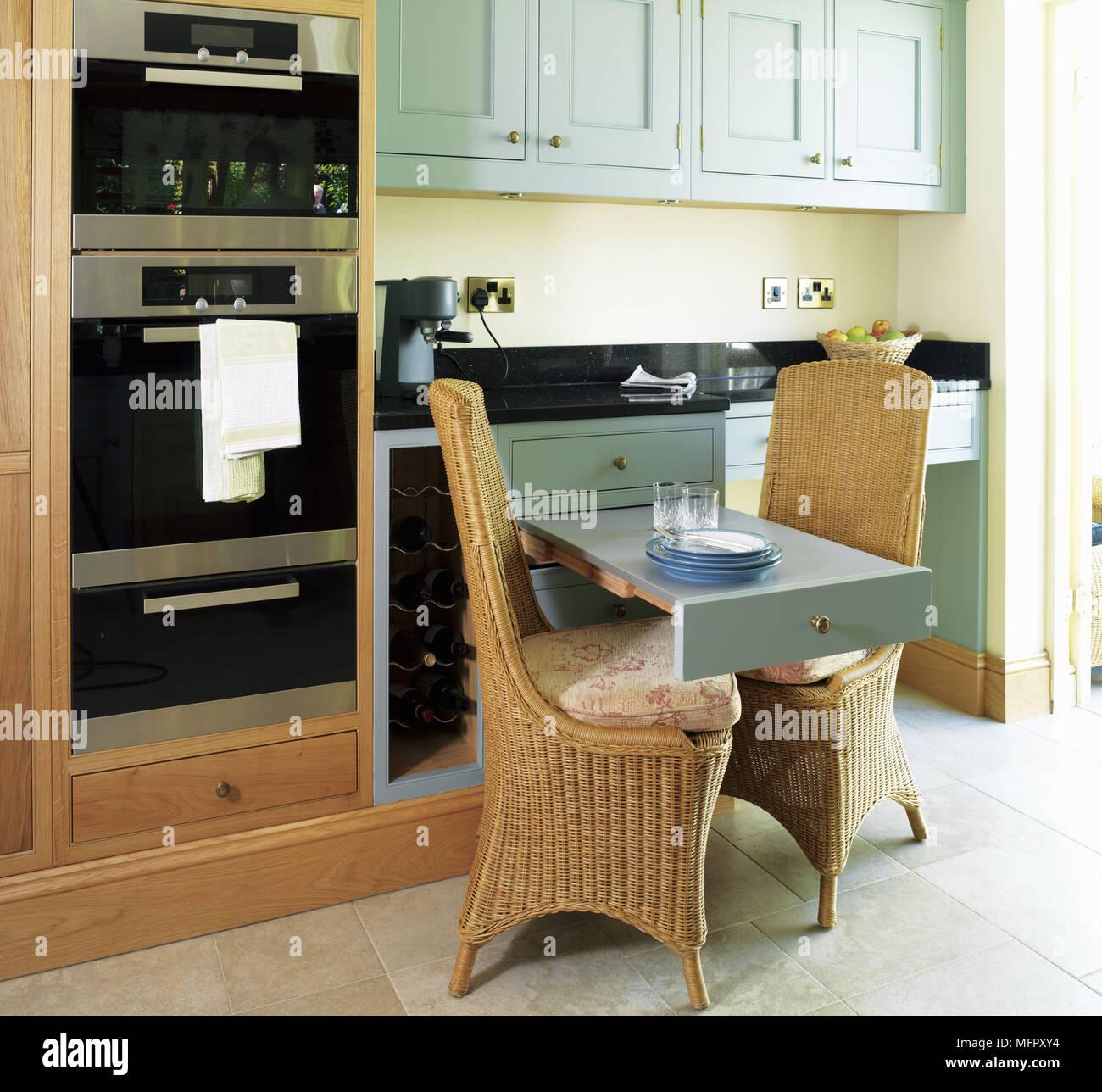 Cucina Arte Povera Verde | Colori Pareti Cucina In Legno Simple ...