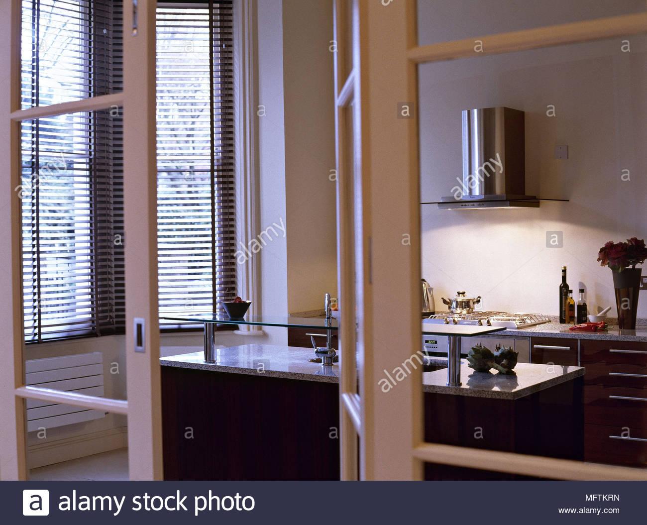 Tende Per Finestre Cucina Moderna | Tende X Cucina Moderna Trendy ...