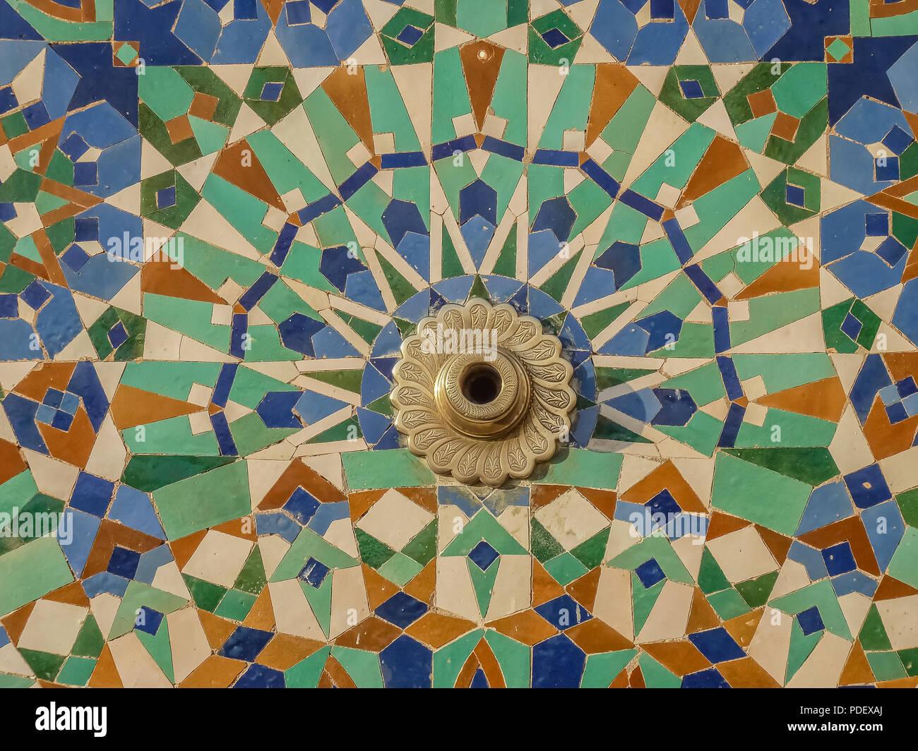 Piastrelle stile marocco rivestimento adesivo per piastrelle