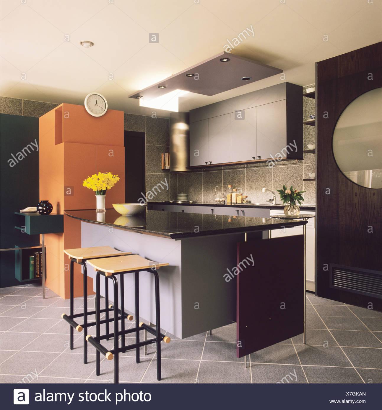 Cucina Moderna Arancione | Colori Cucina Quali Scegliere I 7 Colori ...