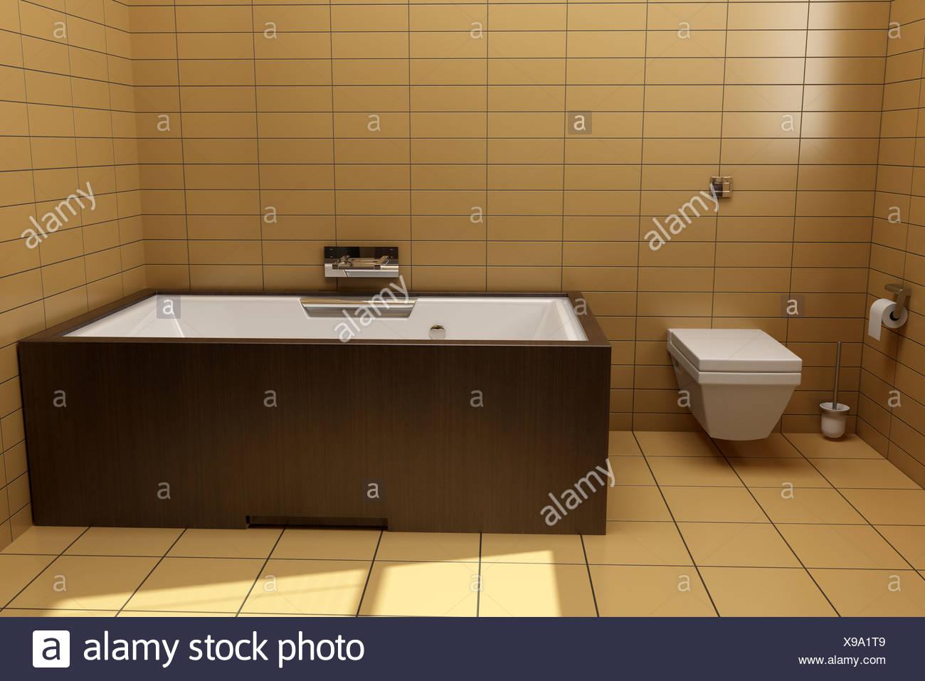 Vasca Da Bagno Giapponese In Legno : Vasca da bagno giapponese in legno: arredamento novità i sanitari in