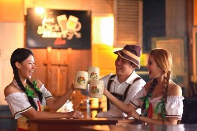 Probably the Best Oktoberfest Celebration by Carlsberg Malaysia | Malaysian Flavours