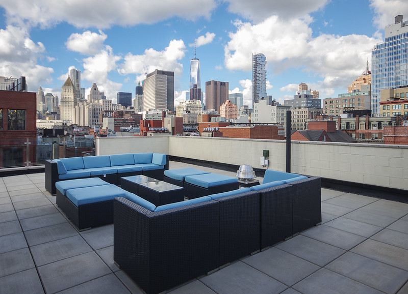 rooftop lounge - nobleden new york