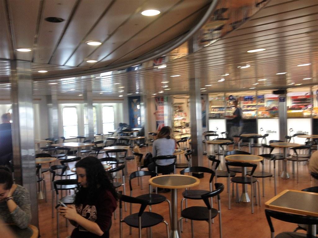 Por dentro do Ferry
