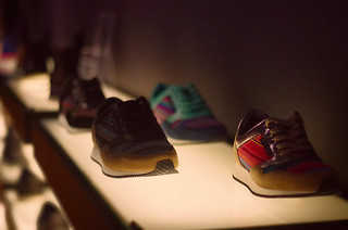 AT THE UNITED NUDE SS15 LAUNCH PARTY WITH SOPHIE STEPHENS