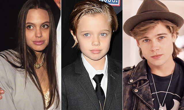 Shiloh Jolie Pitt Is The Spitting Image Of Brad And Angelina