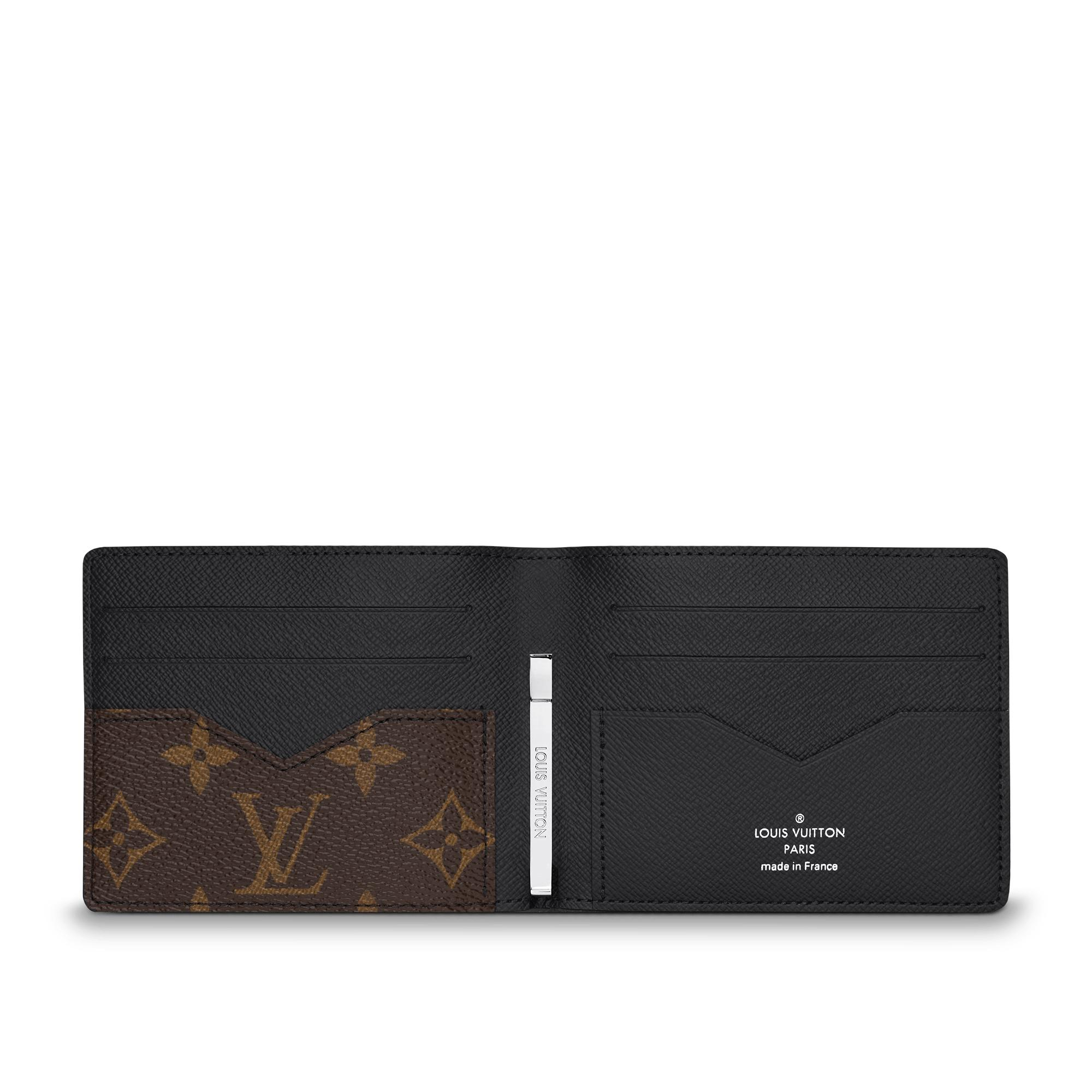 pince wallet monogram eclipse