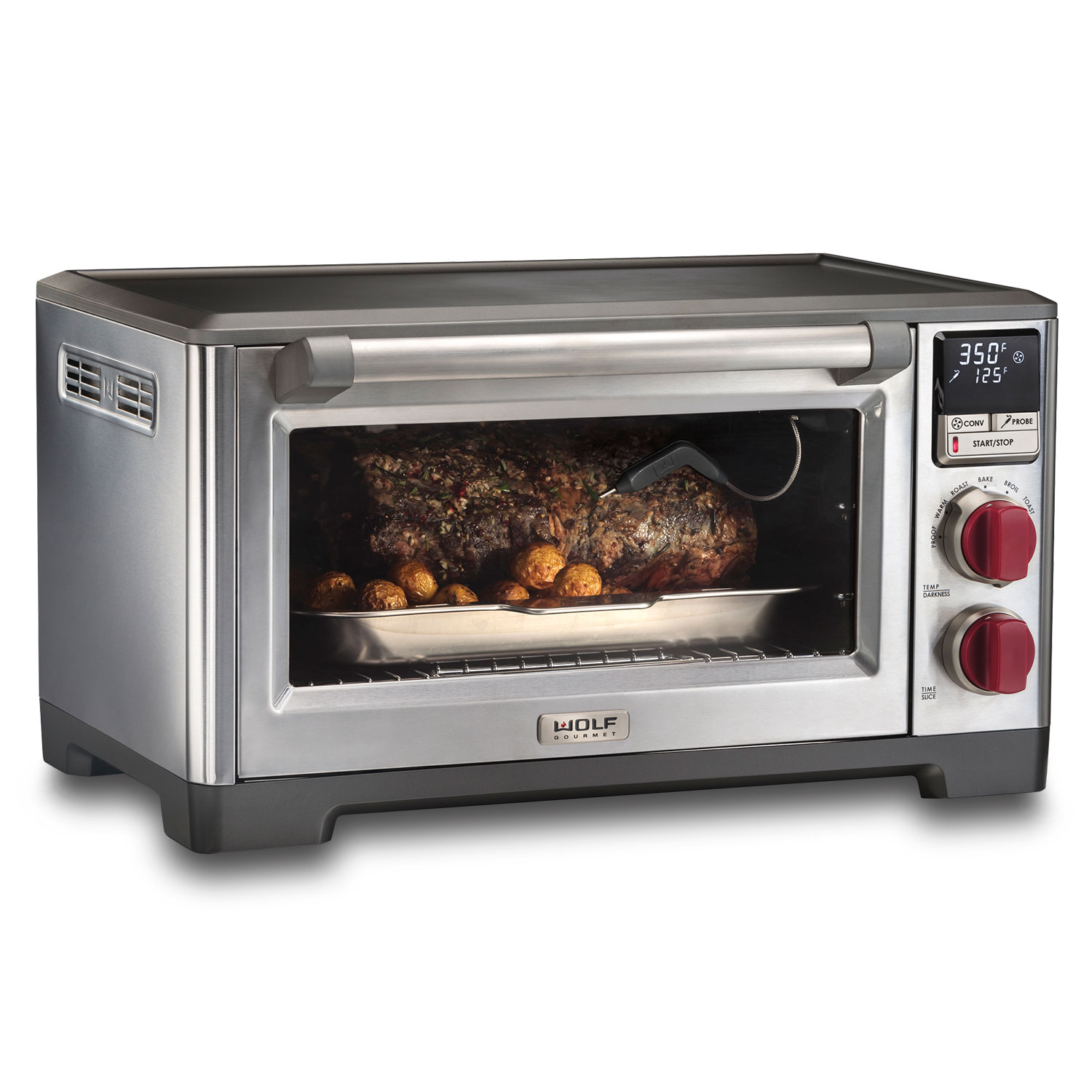 Best Countertop Ovens For Baking Countertop Oven Wolf Gourmet Countertop Appliances