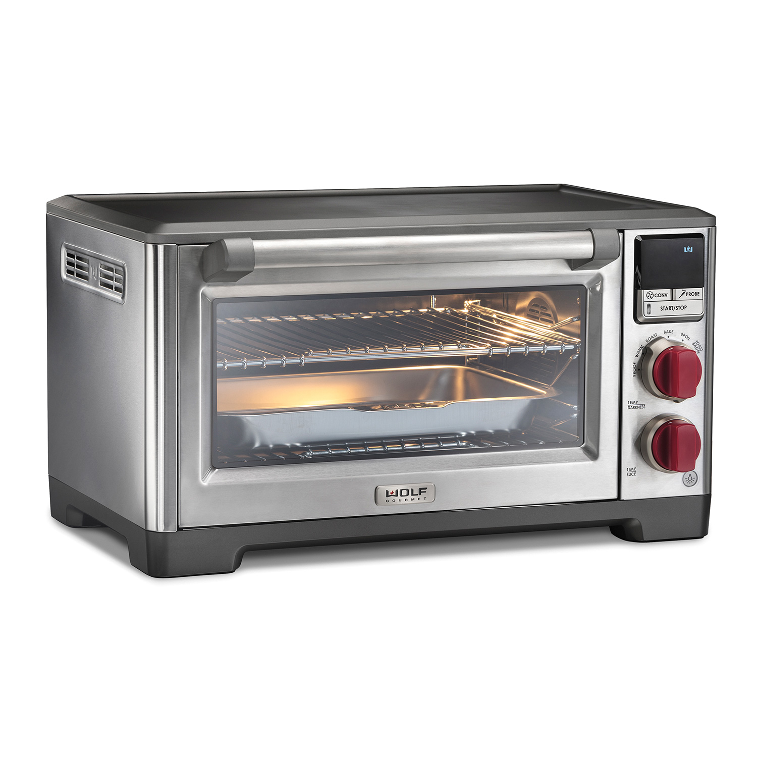 Elite Countertop Oven Wolf Gourmet Countertop Appliances