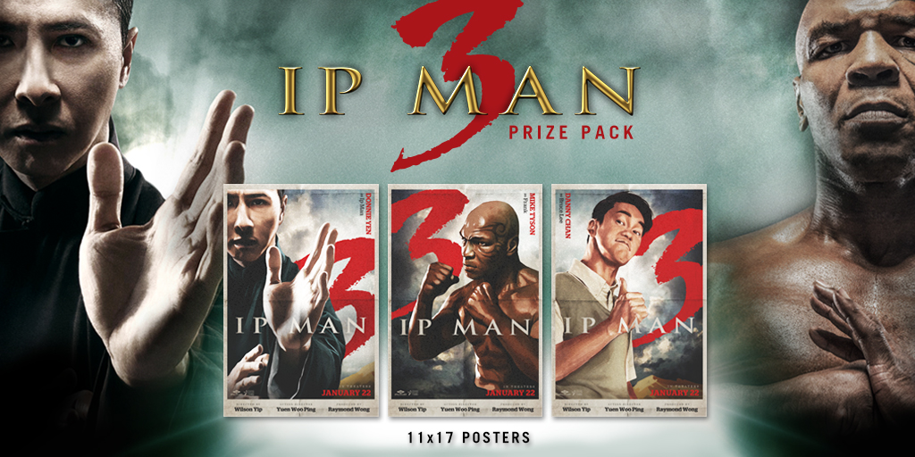 Wallpaper Sioux Falls Ip Man 3 Coming To Theaters Jan 22 Prize Giveaway