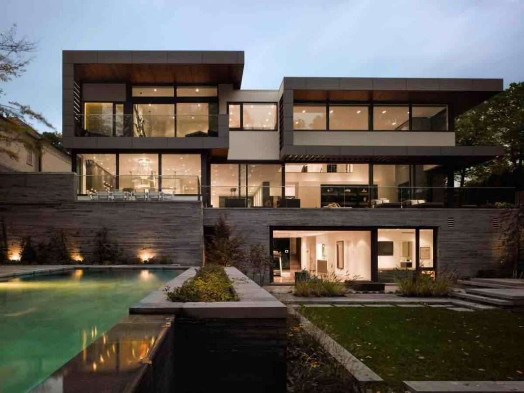Architects Toronto Toronto Residence By Belzberg Architects Caandesign