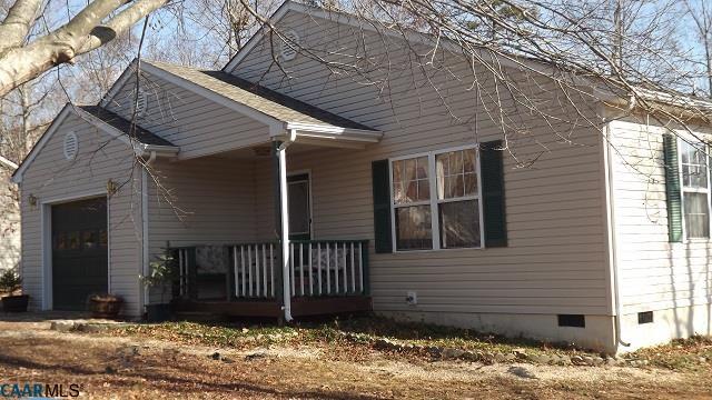 Property for sale at 23 ARAPAHO TRL, Palmyra,  VA 22963