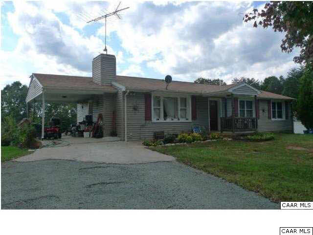 Property for sale at 908 PREDDY CREEK RD # A&B, Barboursville,  VA 22923
