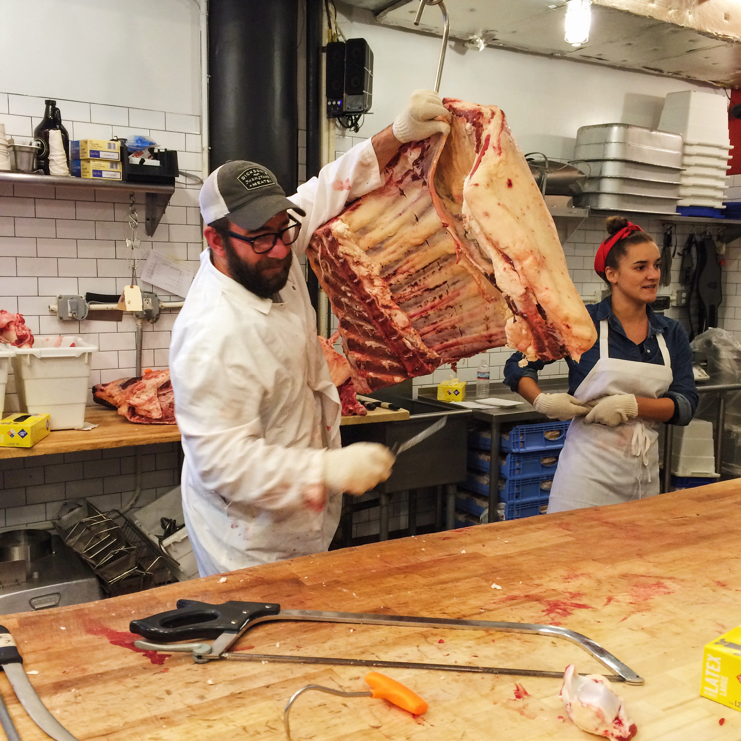 Whole Cow Meat The Beef Breakdown An Intro To Whole Cow Butchery At