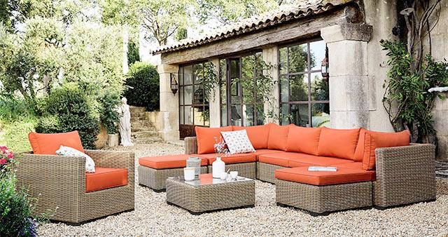 Salon De Jardin Cora | Planos De Una Vivienda