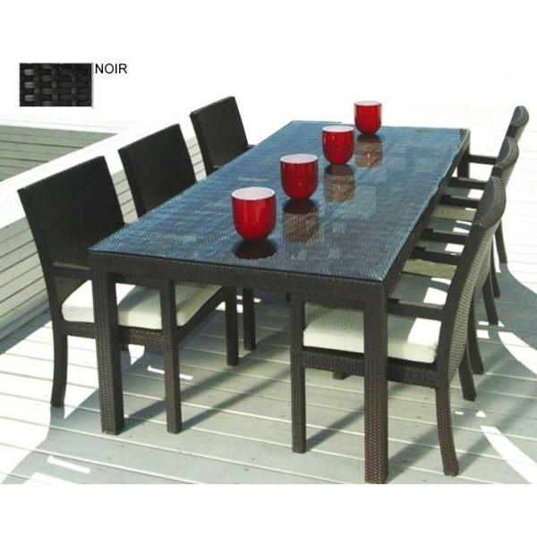 Table De Jardin Metal Pas Cher