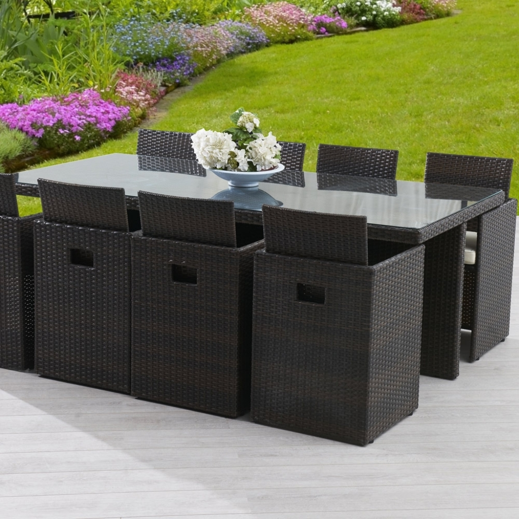 Table Chaises Jardin Soldes