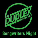 The Duplex Songwriters' Night with Neil Herman