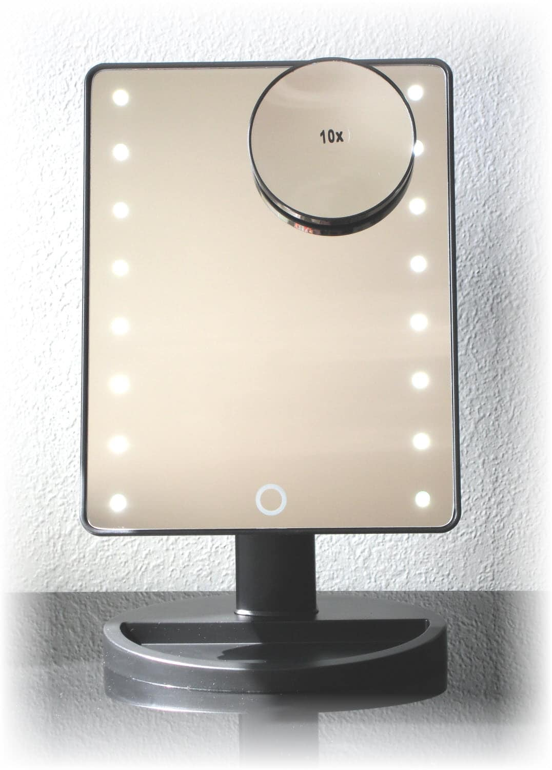 Led Beauty Mirror Makeup Mirror With Led Light Hair And Beauty Products