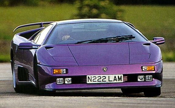Racing Car Wallpaper 1080p Lamborghini Diablo Limited Edition Cars