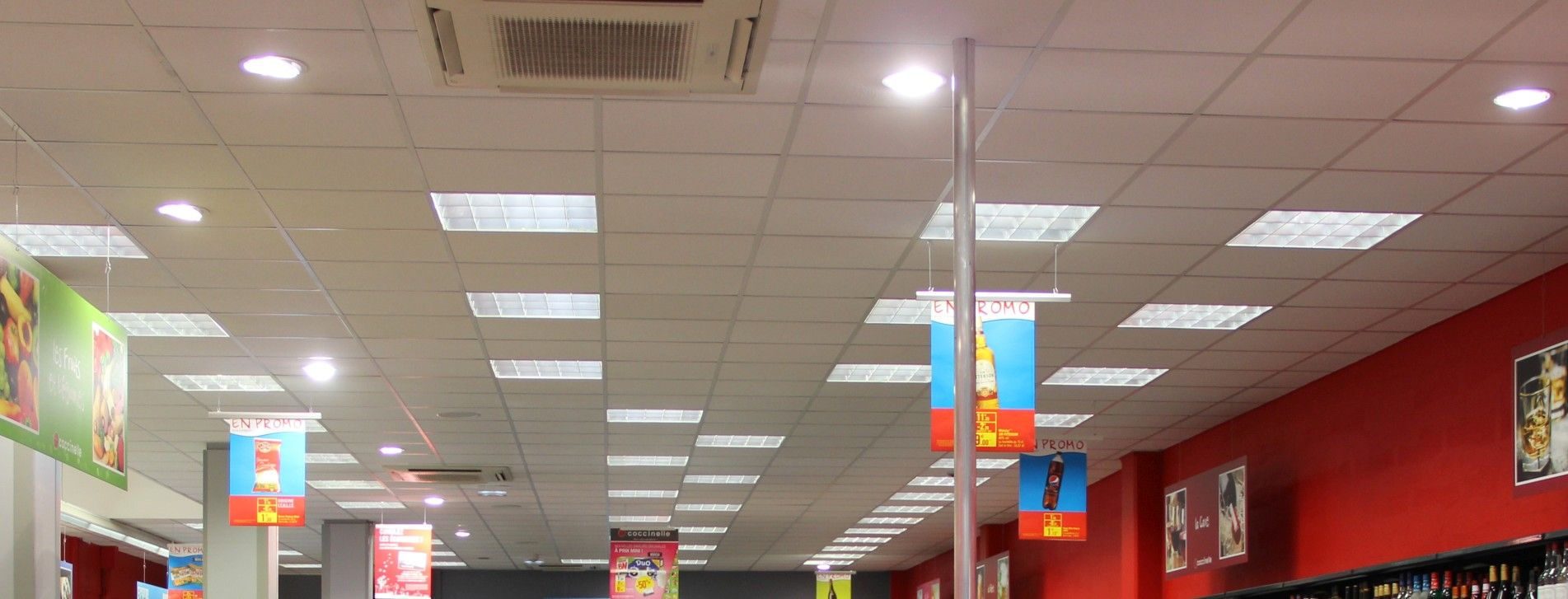 Eclairage Led Magasin Eclairage Magasin