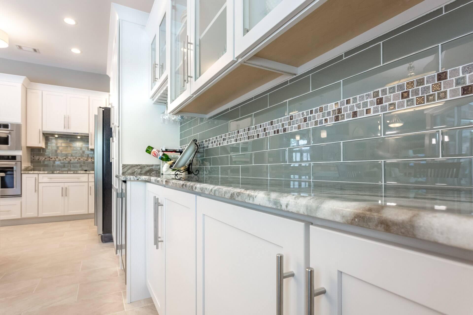 Custom Kitchen And Bathroom Cabinets In Pensacola Florida