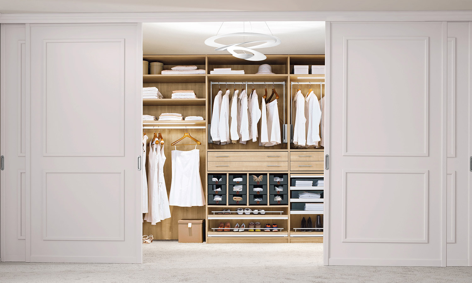 Walk In Closet Cabinet Schranksysteme In Mallorca