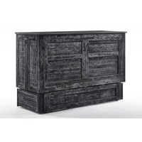 Night and Day Poppy Blizzard Murphy Cabinet Bed