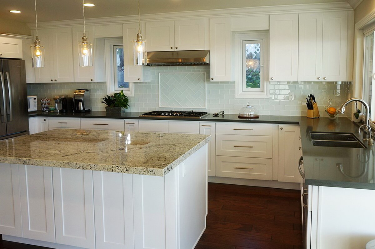Sample Of Kitchen Cabinet Cabinet City White Shaker Rta Cabinets