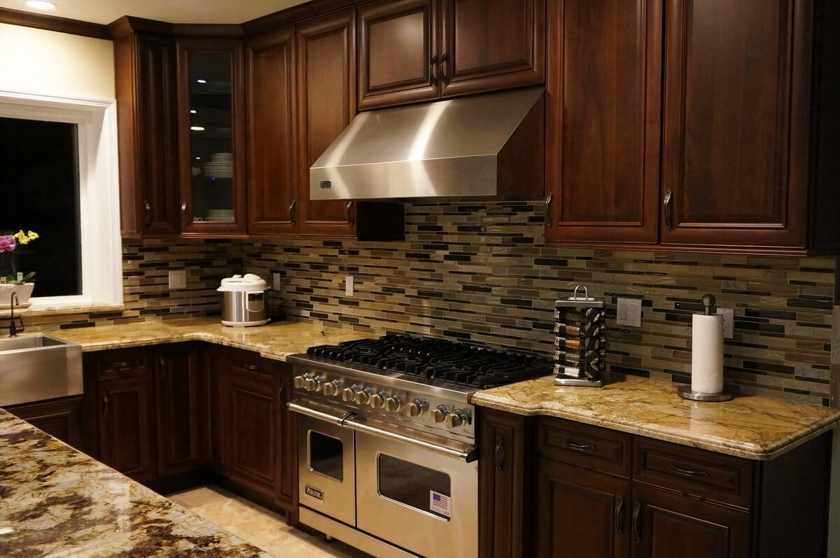 Sample Of Kitchen Cabinet Cabinet City American Walnut Rta Cabinets