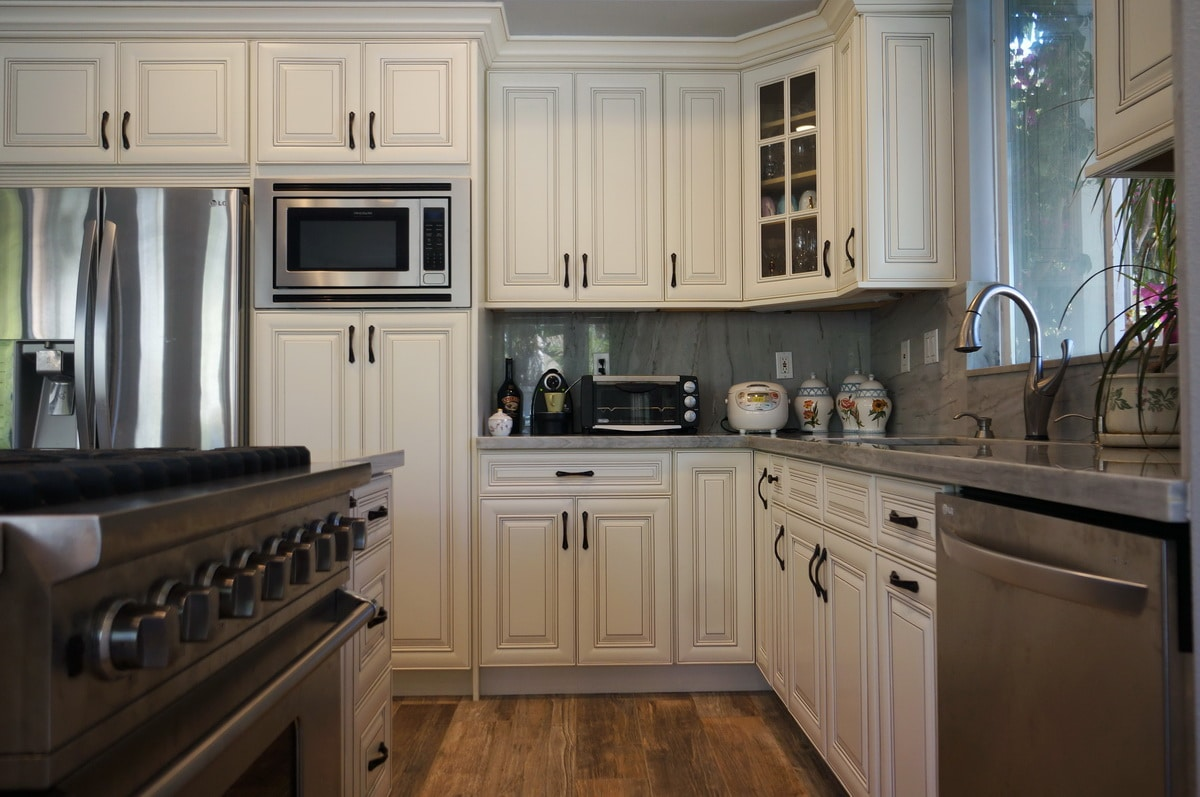 Rta Kitchen Cabinets Los Angeles Antique White Rta Cabinets