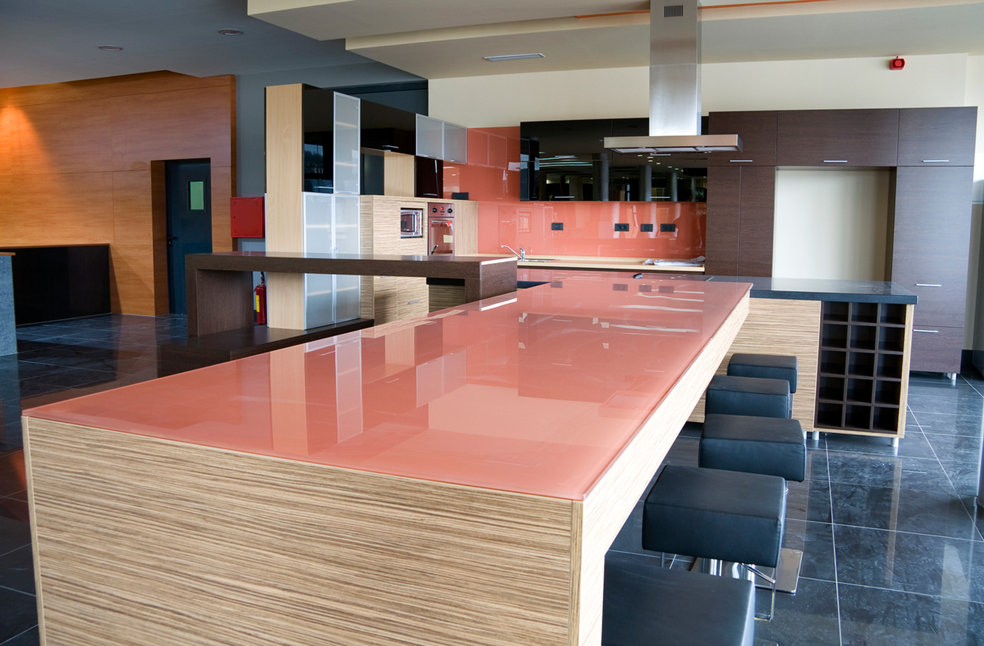 Think Glass Countertops The 2018 Kitchen Trend Part Two Countertop Cabinetcorp