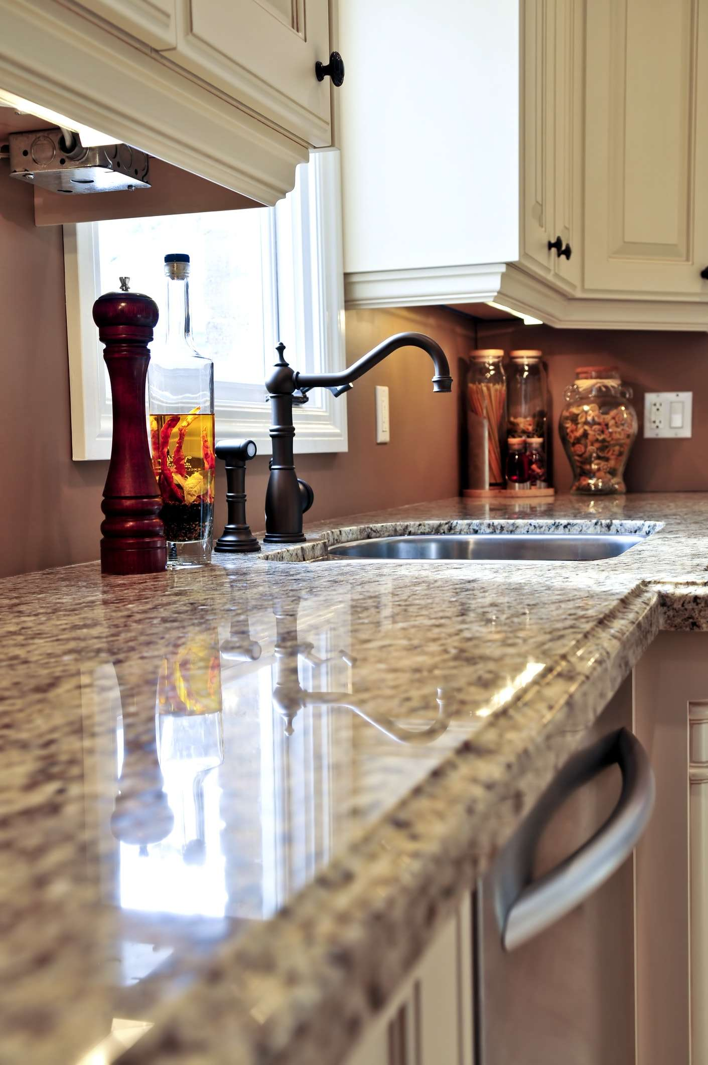 Kitchen Countertop Edges Choosing The Best Countertop Edge Profile Cabinet Genies Cape