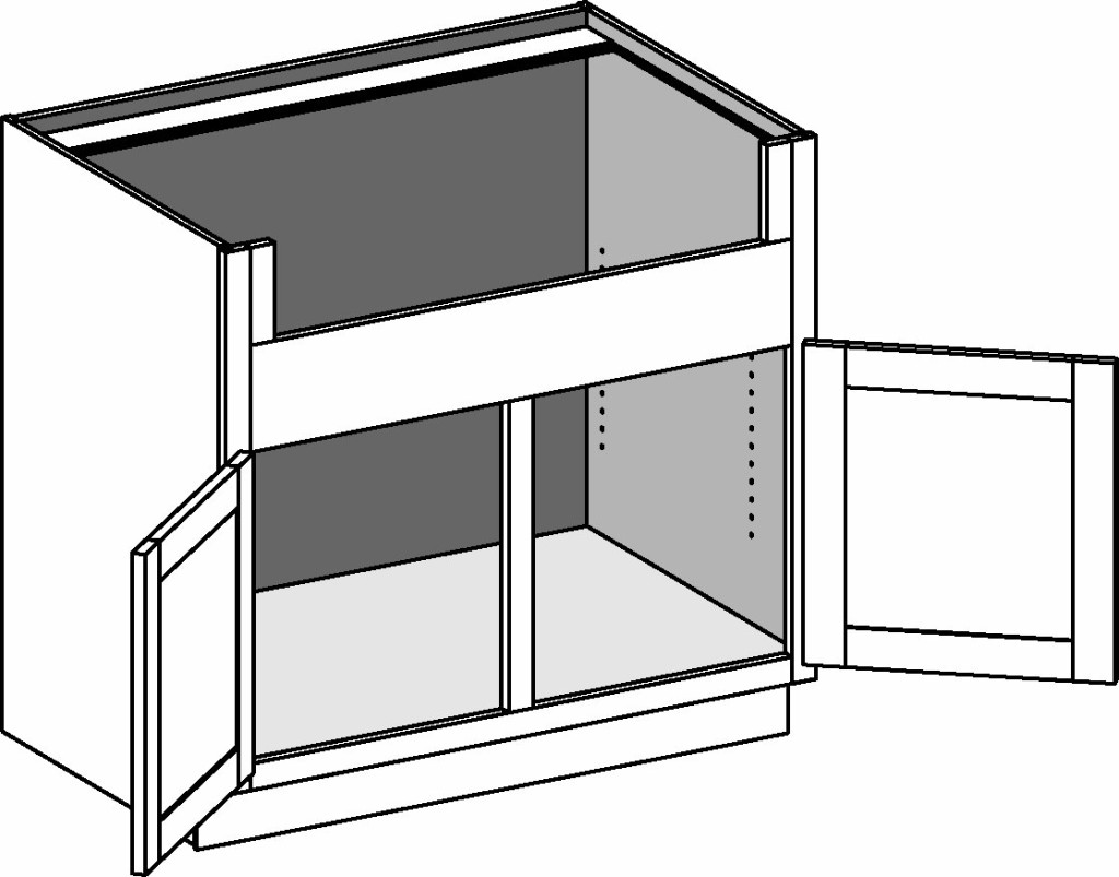 Kitchen Cabinets Face Frame Dimensions Base Cabinets Cabinet Joint