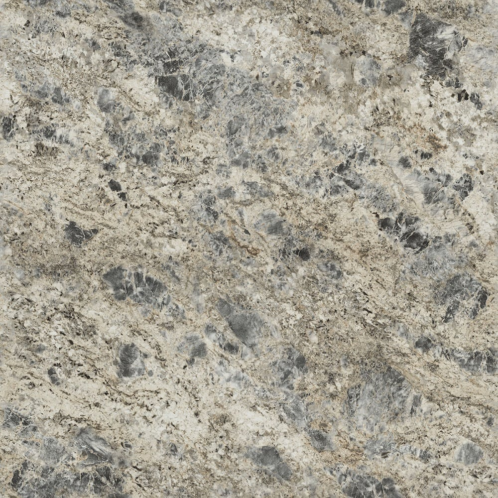 Blue Flower Granite Artisan Bullnose Laminate Trim Formica 9304