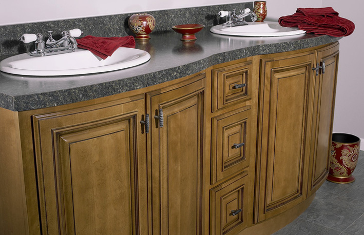 Jsi Lexington Kitchen Cabinets Bathroom Gallery | Cabinetry By Cilcourt
