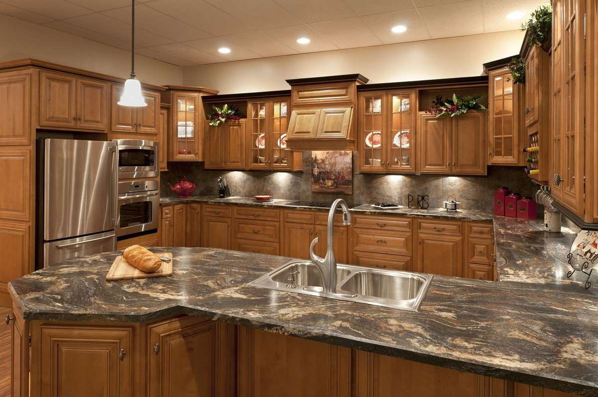 Glaze For Kitchen Cabinets Mocha With A Dark Glaze Kitchen Cabinets Detroit Mi Cabinets