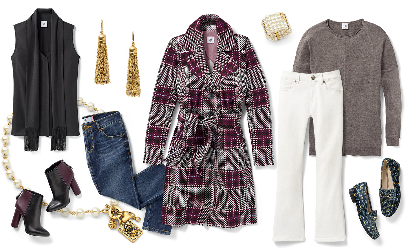 Outfits 2017 15 Items 30 Fabulous Fall Outfit Ideas Cabi Clothing