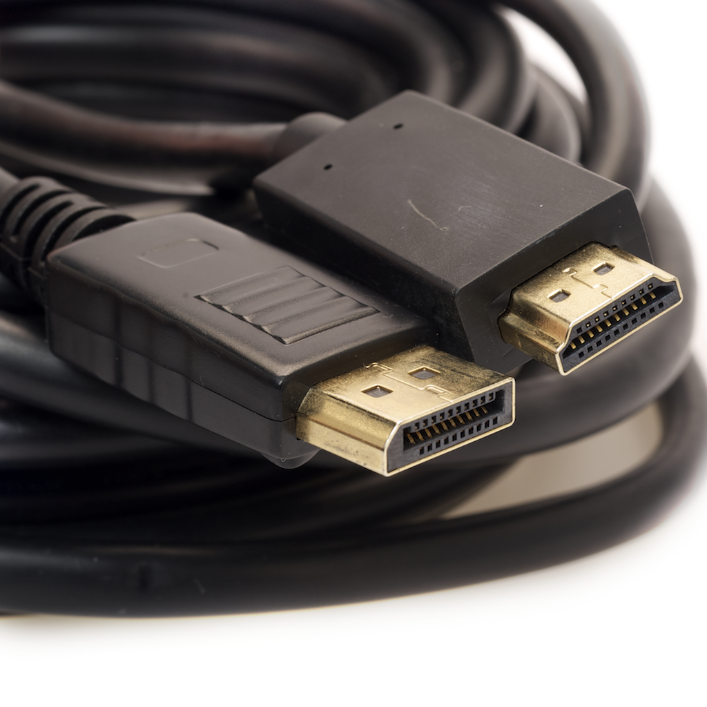 Display Displayport 25ft Display Port Male To Hdmi Male Cable Cables