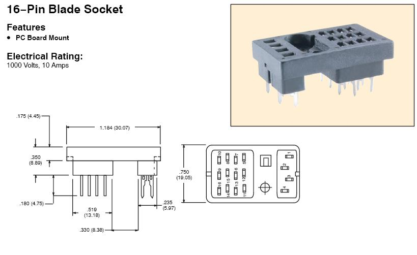8 Pole Dpdt Relay Wiring Diagram Wiring Diagrams