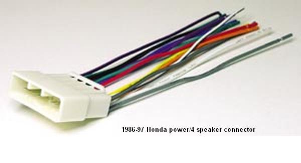 Sony Car Stereo Wiring Harness Converter Online Wiring Diagram