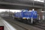 METRANS 295 092-1 in Harburg