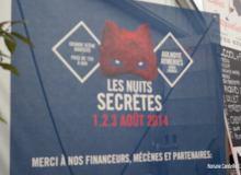 Les Nuits Secrètes 2014 – Dimanche 3 août / partie 1 @Aulnoye-Aymeries ©Céline – Joséphine – Romane – Fred