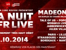 La Nuit SFR Live à Lille